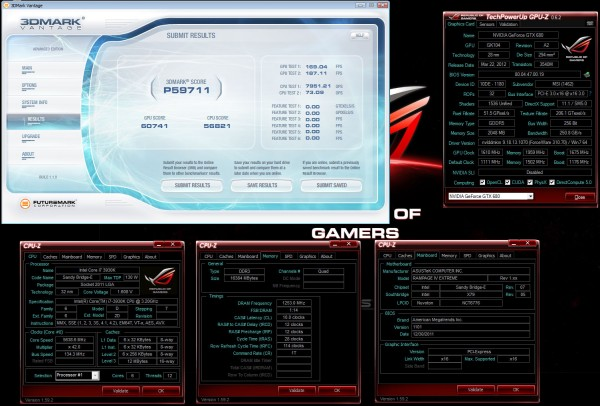 Рекорд MSI GeForce GTX 680 Lightning