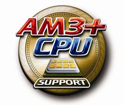 Логотип AMD AM3+