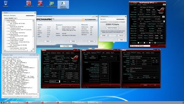 Процессор Core i7-3770K разгон