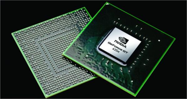 NVIDIA GeForce GT 635M, GT630M, 610M