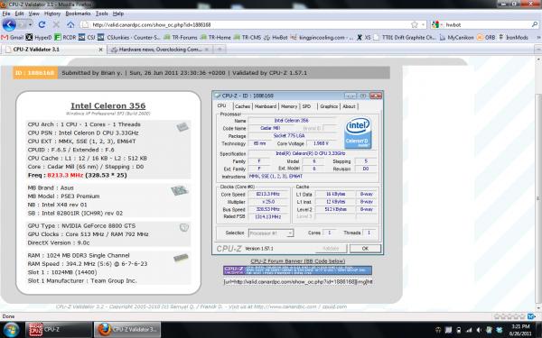 Intel Celeron 356 Brian