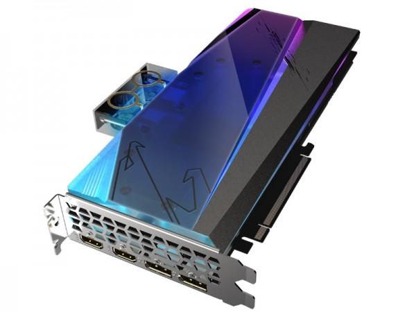 Gigabyte AORUS Radeon RX 6900 XT Xtreme Waterforce WB 16G