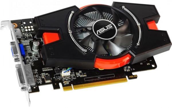 Видеокарта ASUS GeForce GTX 650 (GTX650-E-1GD5)