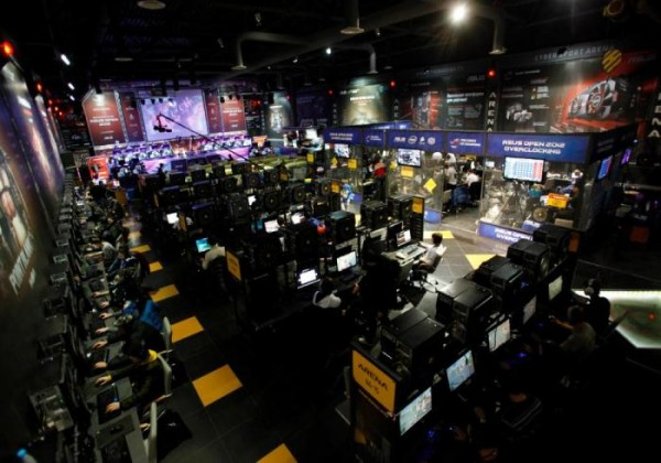 ASUS Open Overclocking Cup 2012