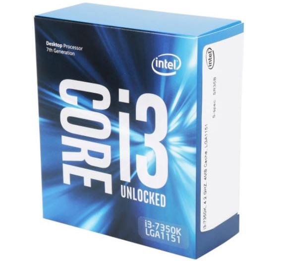 Core i3-7350K