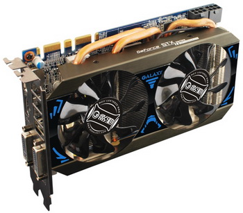 Galaxy GeForce GTX 760 Mini