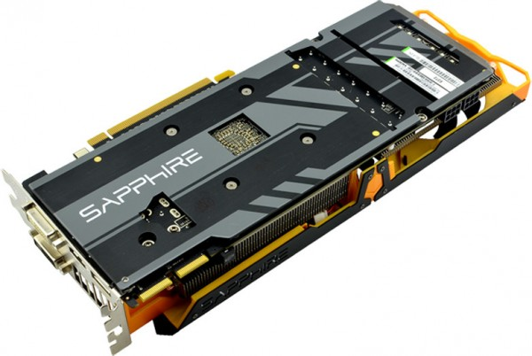 Sapphire Radeon R9 270X Tri-X Black Diamond