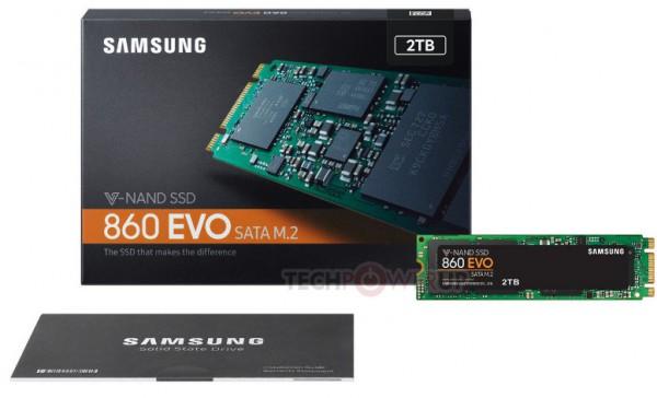 Samsung 860 EVO Series