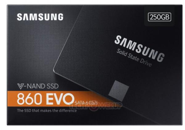 Samsung, 860 EVO Series