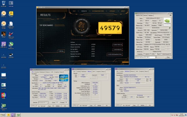 Catzilla-720p 2х GPU, 8 Pack