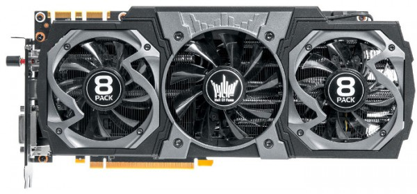 KFA2 GeForce GTX 980 HOF «8 Pack Edition»