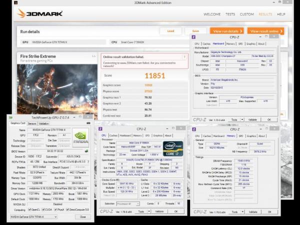 3DMark-Fire Strike Extreme