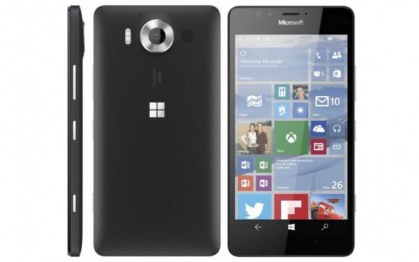 Microsoft Lumia 950 (Talkman)