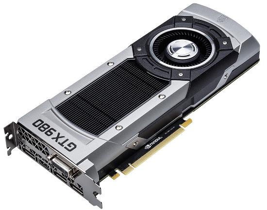 GeForce GTX 980 и GeForce GTX 970