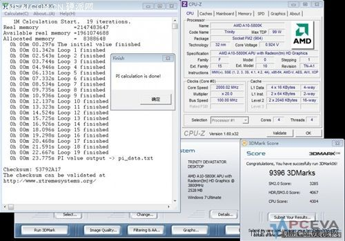 A10-5800K AMD Trinity