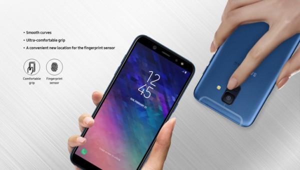 Samsung, Galaxy A6, Galaxy A6+