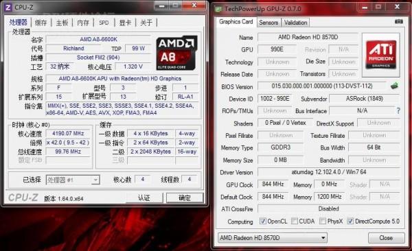 A8-6600K