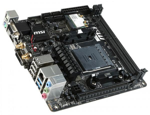 MSI A88XI AC V2