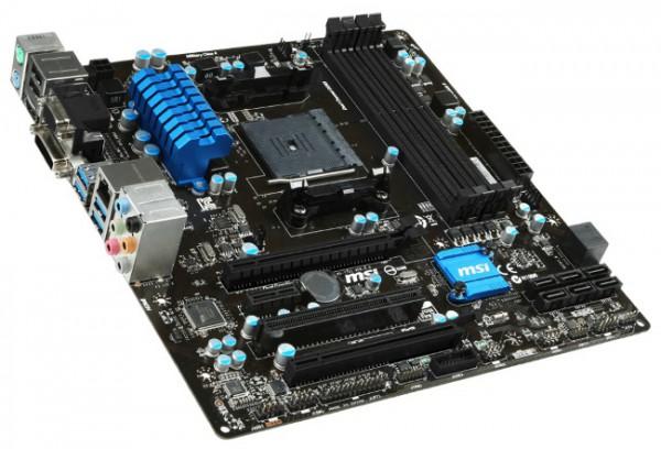 MSI A88XM-E45 V2