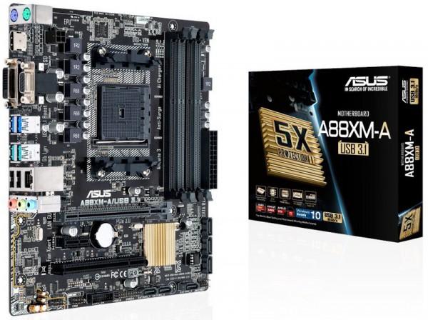ASUS A88XM-AUSB 3.1