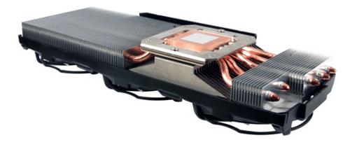 VGA-кулер Arctic Cooling Accelero Xtreme Plus II