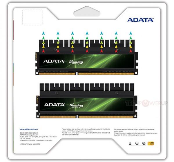ADATA XPG Gaming v2.0 DDR3 2400G