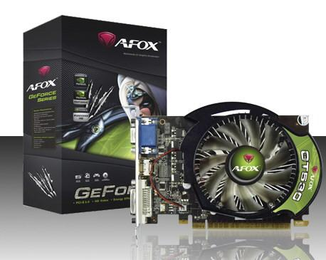 Видеокарта AFOX GeForce GT 530