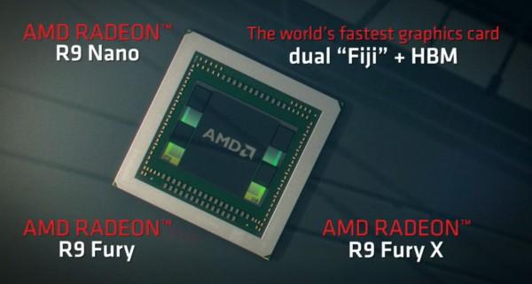 AMD Radeon Fury