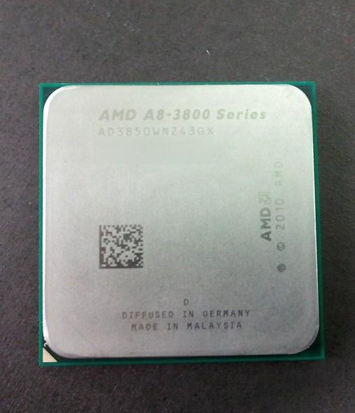 AMD Radeon HD 6550D IGP