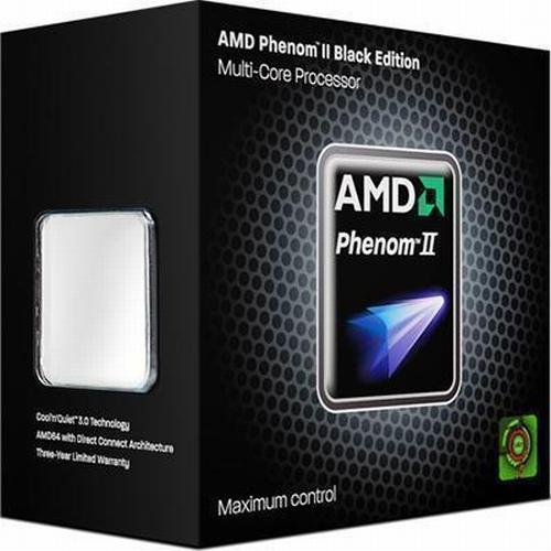 Процессор AMD Phenom II X2 570 Black Edition