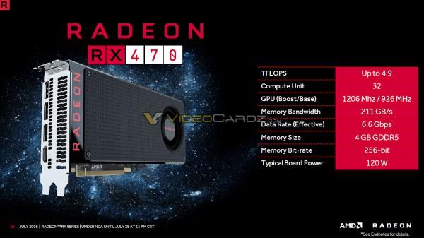 Radeon RX 470