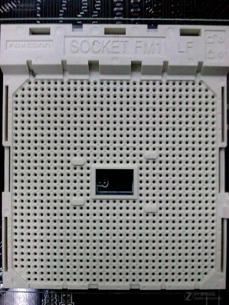 Процессор AMD Liano