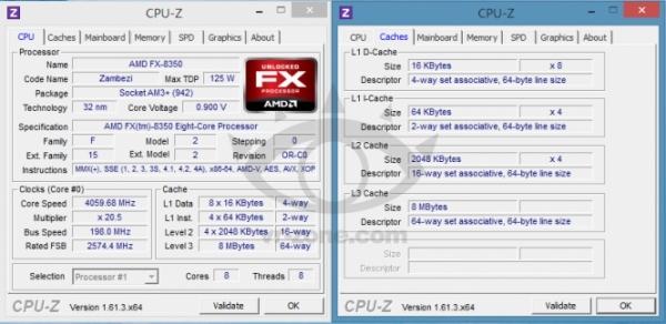 AMD FX «Vishera»
