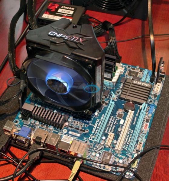AMD Llano A8-3850 Crysis 2
