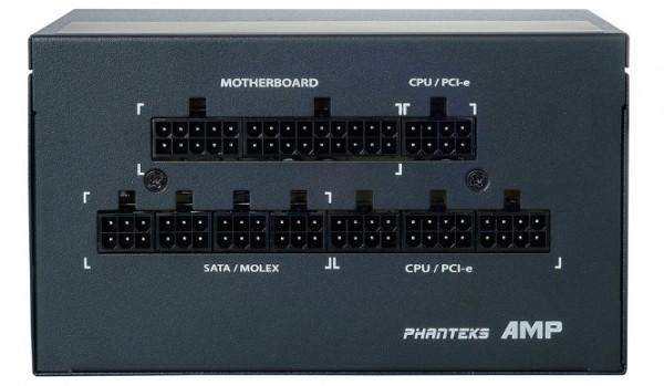 Phanteks, AMP Series, PH-P550G, PH-P650G, PH-P750G