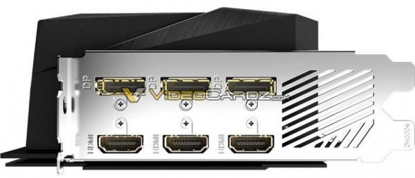 Gigabyte GeForce RTX 3060 Ti AORUS Master