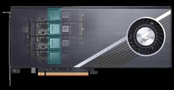 Gigabyte AORUS Gen4 AIC SSD 2 TB