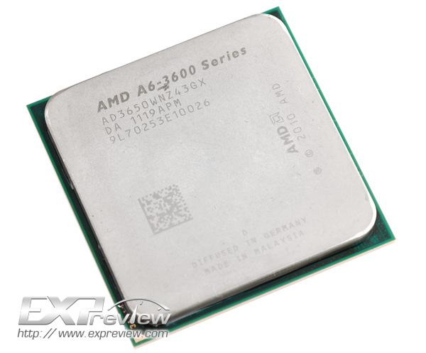 APU AMD A6-3650