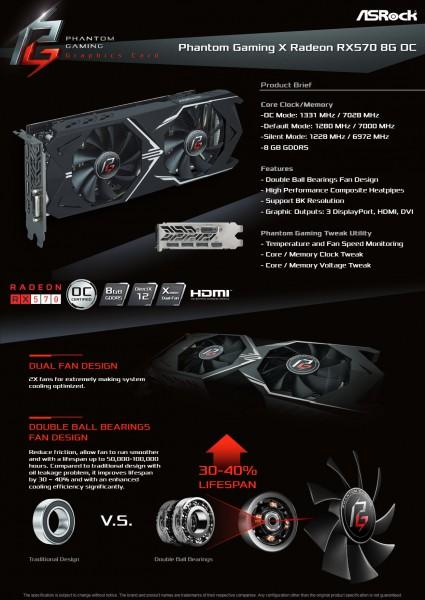 ASRock Radeon Phantom