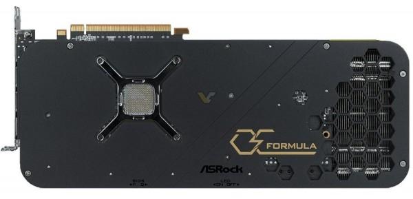 ASRock анонсирует флагманскую видеокарту Radeon RX 6900 XT OC Formula 16GB с 21-фазной VRM