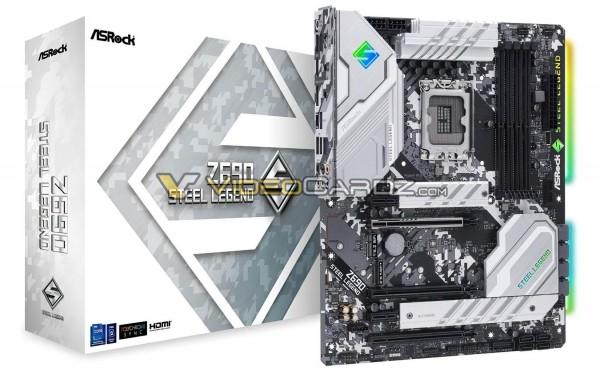 ASRock Z690 Steel Legend