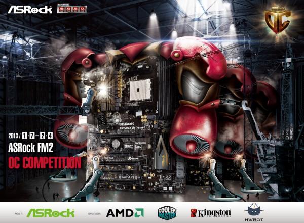 ASRock FM2 OC Competition