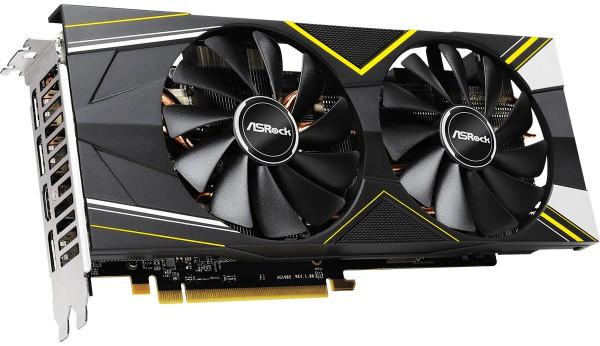 ASRock Radeon RX 5700 Challenger 8G OC и Radeon RX 5700 XT Challenger 8G OC