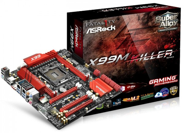 ASRock X99M Killer