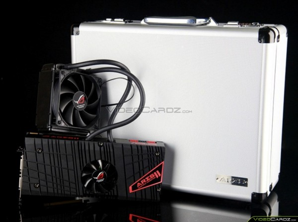 ASUS ARES2 (ARES2-6GD5)