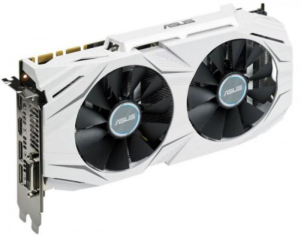 ASUS GeForce GTX 1070 DUAL (DUAL-GTX1070-O8G)