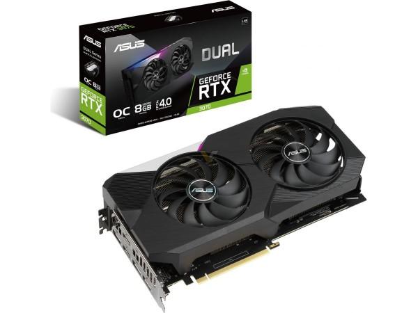ASUS GeForce RTX 3070 LHR DUAL