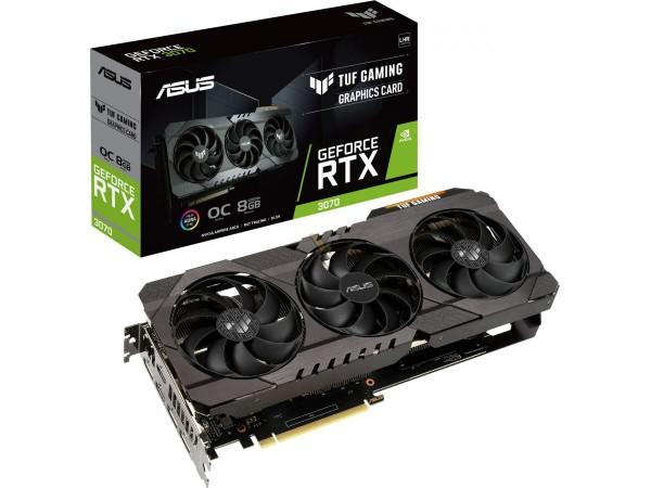ASUS GeForce RTX 3070 LHR TUF