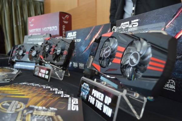 ASUS, ROG MATRIX R9 280X, Radeon R9 280X DirectCU II TOP, R9 270X DirectCU II TOP