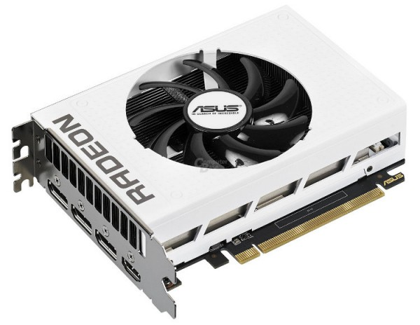 ASUS Radeon R9 Nano White Edition